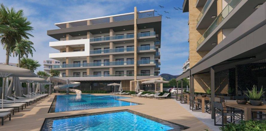 Квартира 1+1 в Оба, Турция №2005