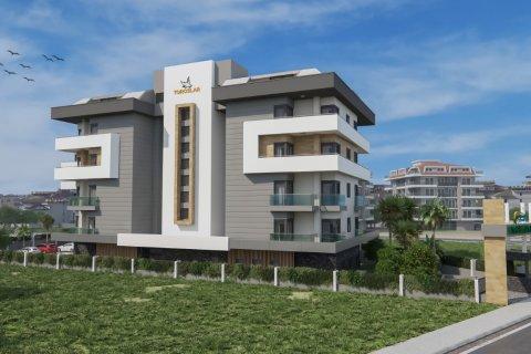 Квартира 1+1 в Оба, Турция №2005 - 6