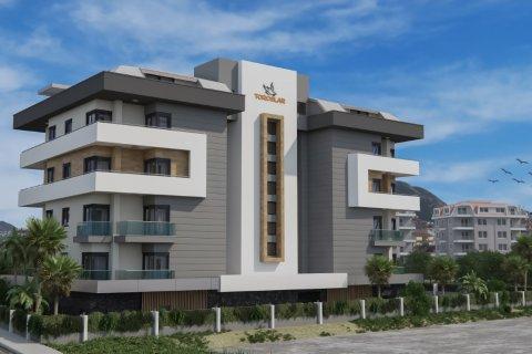 Квартира 1+1 в Оба, Турция №2005 - 7