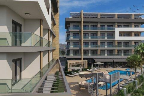 Квартира 1+1 в Оба, Турция №2005 - 8