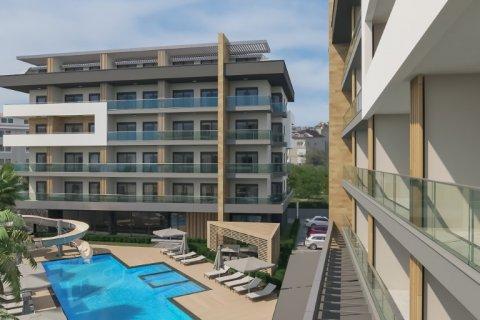 Квартира 1+1 в Оба, Турция №2005 - 4