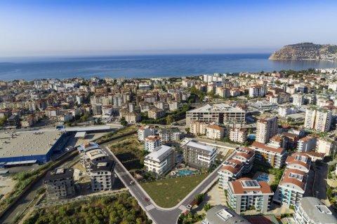Квартира 1+1 в Оба, Турция №2005 - 14