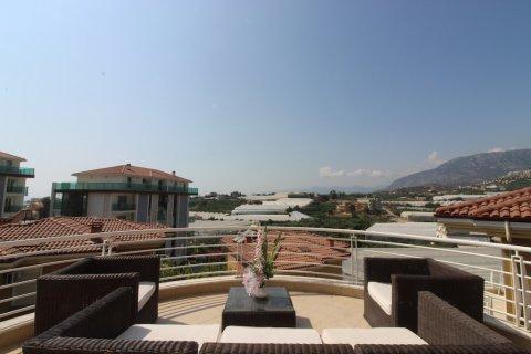 Продажа виллы в Каргыджаке, Аланья, Анталья, Турция 4+1, 260м2, №2010 – фото 10