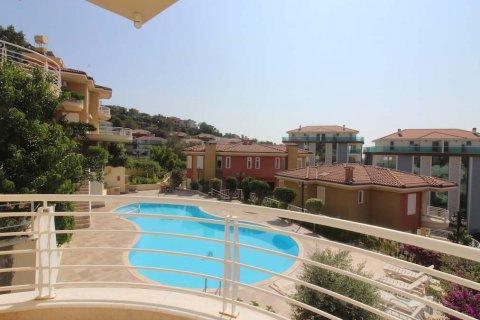 Продажа виллы в Каргыджаке, Аланья, Анталья, Турция 4+1, 260м2, №2010 – фото 22