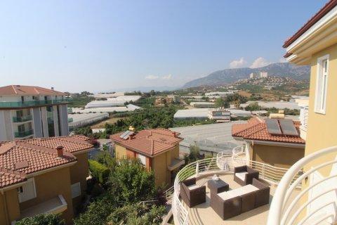 Продажа виллы в Каргыджаке, Аланья, Анталья, Турция 4+1, 260м2, №2010 – фото 17