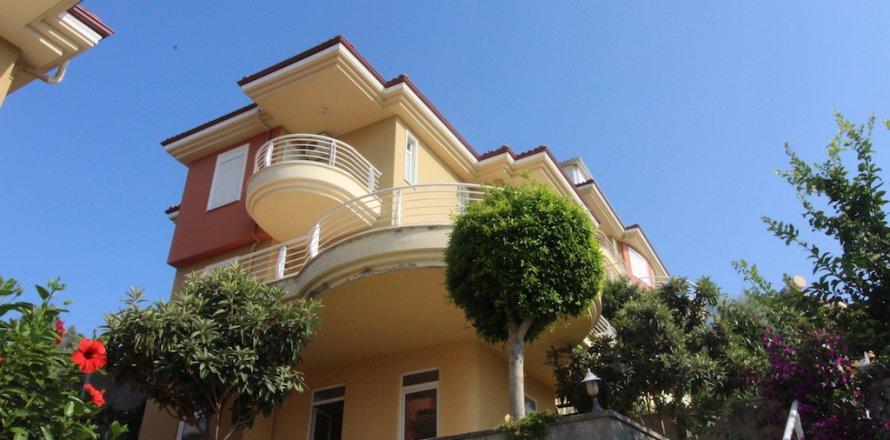 Вилла 4+1 в Каргыджаке, Аланья, Анталья, Турция №2010