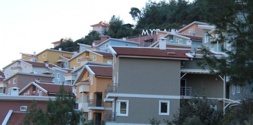 Жилой комплекс  1+1 в Фетхие, Турция №2031