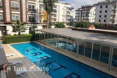 Продажа квартиры в Коньяалты, Анталья, Турция 1+1, 72м2, №1894 – фото 9