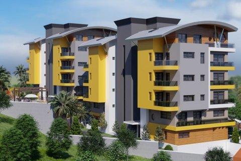 Жилой комплекс Oxo Construction в Аланье, Анталья, Турция №1961 – фото 1