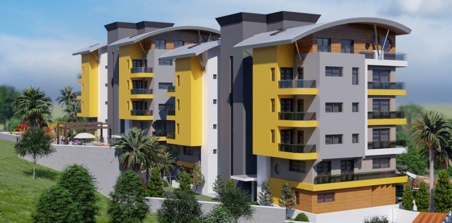 Жилой комплекс Oxo Construction в Аланье, Анталья, Турция №1961