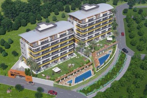 Жилой комплекс Oxo Construction в Аланье, Анталья, Турция №1961 – фото 5