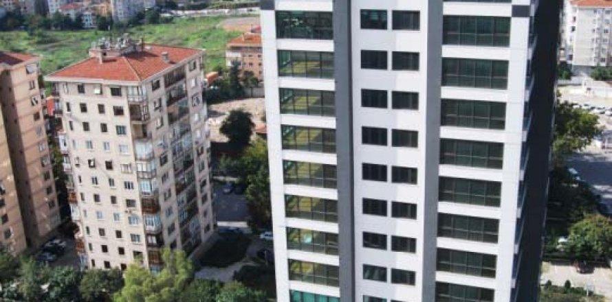 Жилой комплекс  4+1 в Стамбуле, Турция №1942