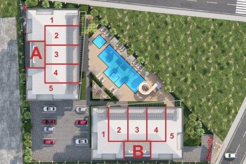 Квартира 1+1 в Оба, Турция №2005 - 12