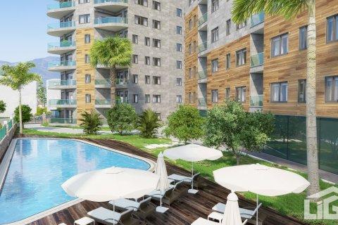 Продажа квартиры в Аланье, Анталья, Турция 2+1, 120м2, №3935 – фото 4