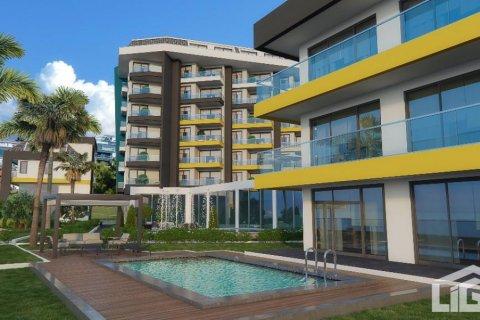 Продажа квартиры в Каргыджаке, Аланья, Анталья, Турция 1+1, 70м2, №2715 – фото 2