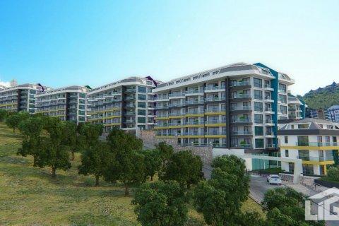 Продажа квартиры в Каргыджаке, Аланья, Анталья, Турция 1+1, 70м2, №2715 – фото 1