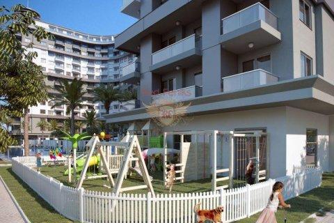Продажа квартиры в Аланье, Анталья, Турция 2+1, 87м2, №2558 – фото 3