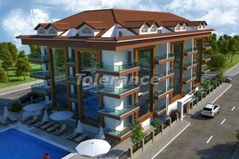 Продажа квартиры в Аланье, Анталья, Турция 1+1, 48м2, №3674 – фото 4