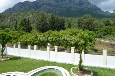 Продажа виллы в Кемере, Анталья, Турция 6+1, 320м2, №3664 – фото 5