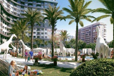 Продажа квартиры в Аланье, Анталья, Турция 2+1, 87м2, №2558 – фото 30
