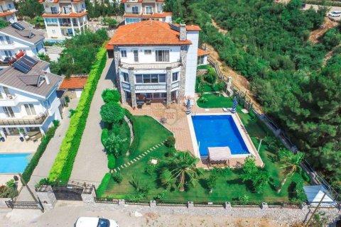 Продажа виллы в Фетхие, Мугла, Турция 5 комн., 550м2, №2610 – фото 24