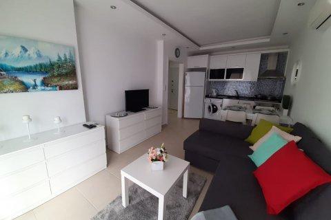 Аренда квартиры в Махмутларе, Анталья, Турция 1+1, 55м2, №2654 – фото 1