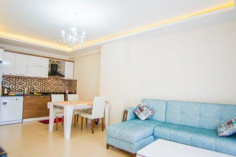 Аренда квартиры в Махмутларе, Анталья, Турция 1+1, 70м2, №2685 – фото 12