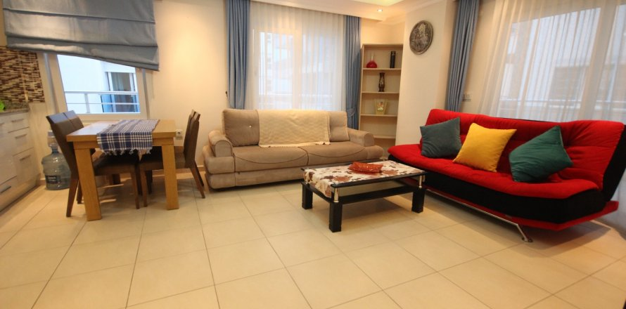 Квартира 1+1 в Махмутларе, Анталья, Турция №2648
