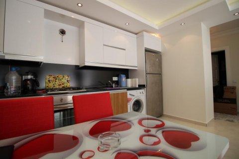 Аренда квартиры в Махмутларе, Анталья, Турция студия, 70м2, №2672 – фото 15