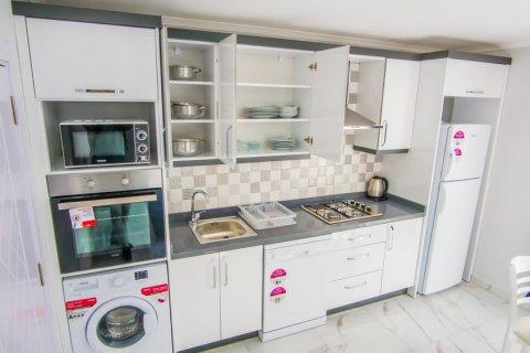 Аренда квартиры в Махмутларе, Анталья, Турция 1+1, 65м2, №2686 – фото 15