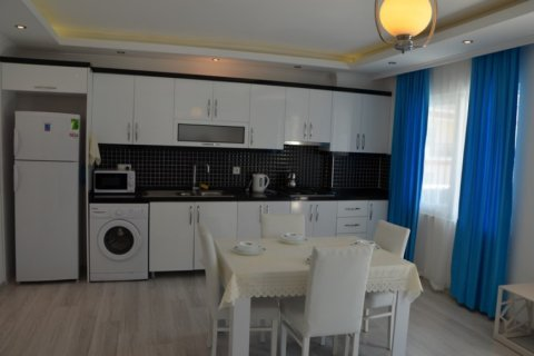 Аренда квартиры в Махмутларе, Анталья, Турция 1+1, 65м2, №2186 – фото 17