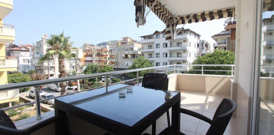 Квартира 2+1 в Аланье, Анталья, Турция №2684