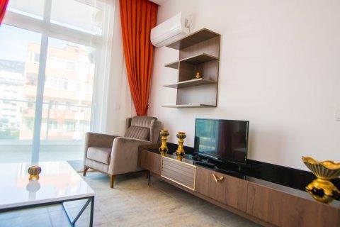 Аренда квартиры в Махмутларе, Анталья, Турция 1+1, 61м2, №2691 – фото 13