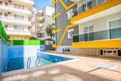 Аренда квартиры в Махмутларе, Анталья, Турция 1+1, 65м2, №2686 – фото 1