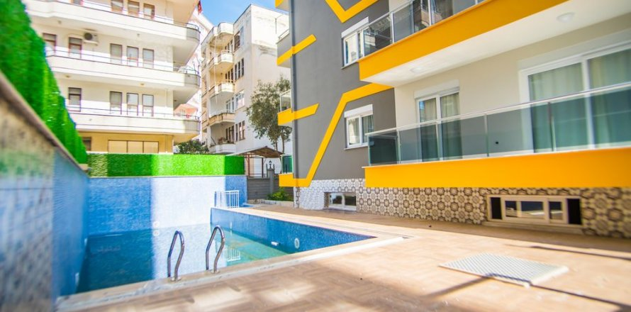 Квартира 1+1 в Махмутларе, Анталья, Турция №2686