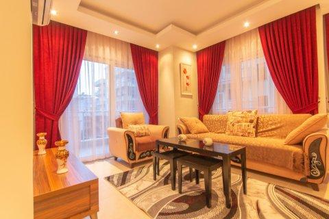 Аренда квартиры в Махмутларе, Анталья, Турция 1+1, 56м2, №2662 – фото 4