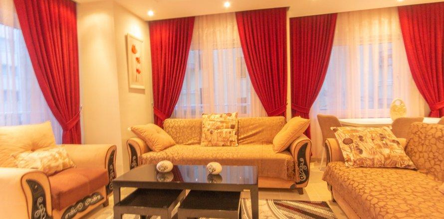 Квартира 1+1 в Махмутларе, Анталья, Турция №2662