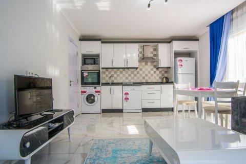 Аренда квартиры в Махмутларе, Анталья, Турция 1+1, 65м2, №2686 – фото 16