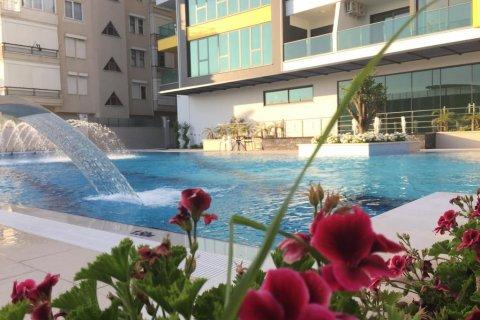 Аренда квартиры в Махмутларе, Анталья, Турция 2+1, 80м2, №2671 – фото 20