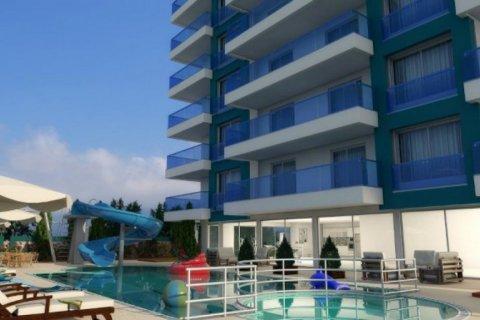 Аренда квартиры в Махмутларе, Анталья, Турция 1+1, 65м2, №2186 – фото 2