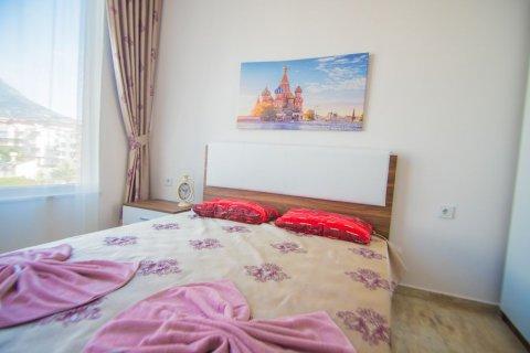 Аренда квартиры в Махмутларе, Анталья, Турция 1+1, 61м2, №2191 – фото 4