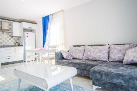 Аренда квартиры в Махмутларе, Анталья, Турция 1+1, 65м2, №2686 – фото 7