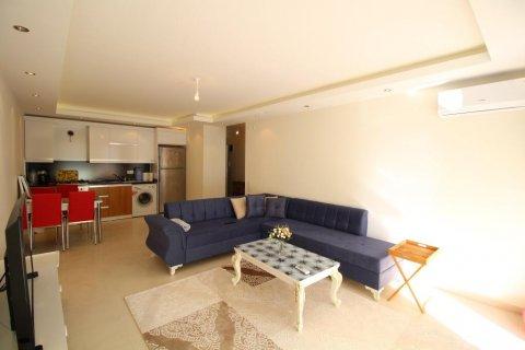Аренда квартиры в Махмутларе, Анталья, Турция студия, 70м2, №2672 – фото 5