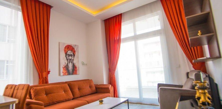 Квартира 1+1 в Махмутларе, Анталья, Турция №2691