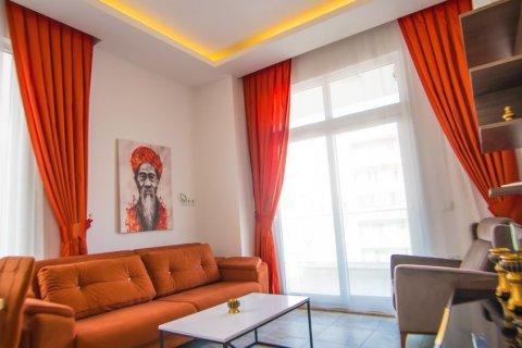 Аренда квартиры в Махмутларе, Анталья, Турция 1+1, 61м2, №2191 – фото 1