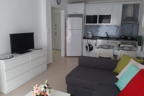 Аренда квартиры в Махмутларе, Анталья, Турция 1+1, 55м2, №2654 – фото 5