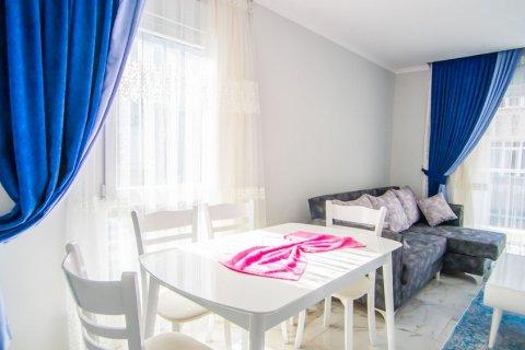 Аренда квартиры в Махмутларе, Анталья, Турция 1+1, 65м2, №2686 – фото 8