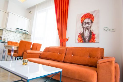 Аренда квартиры в Махмутларе, Анталья, Турция 1+1, 61м2, №2691 – фото 7
