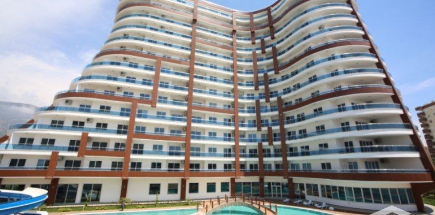 Квартира 1+1 в Махмутларе, Анталья, Турция №2893