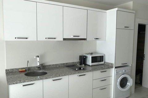 Аренда квартиры в Махмутларе, Анталья, Турция студия, 40м2, №2300 – фото 6